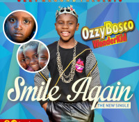 "OZZYBOSCO DROPS A NEW SINGLE ""SMILE AGAIN"""