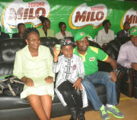 OZZYB AT MILO 17TH BASKETBALL CHAMPIONSHIP, IBADAN