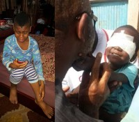 OZZYBEE WEPT FOR USMAN, THE 4 YEAR OLD VICTIM OF RITUALISTS
