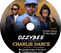IT'S GETTING HOT!!! JOIN THE CHARLIE DANCE CHALLENGE.