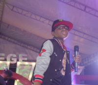 OzzyBee shake Agege Stadium @ the One Lagos Fiesta