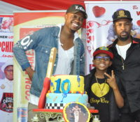 OZZYBEE RECORDS A HUGE SUCCESS IN HIS VALENTINE CONCERT WITH ORPHANS