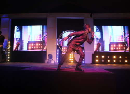 OZZYBEE SETS THE STAGE ON FIRE AT NTCA AWARDS