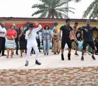 """OZZYBEE SETS THE STAGE ON FIRE, ACCORDED NTA'S """"THE UNIQUE CELEBRITY AWARD"""""""