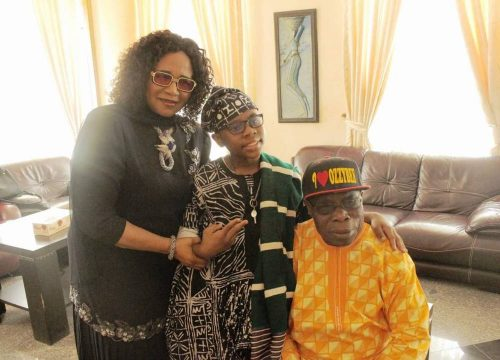 VIDEO: OZZYBEE'S COURTESY VISIT TO BIG DADDY OBJ